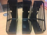 Bundle of A4 magazine holders - 2 sets of 6