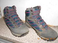 Ladies Water proof walking boots