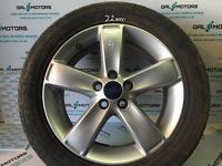 FORD GALAXY MK3 S-MAX 2007-2014 ALLOY WHEEL R17 WITH 7.2 MM TYRE BD56-4