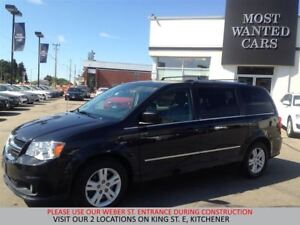 2014 Dodge Grand Caravan Crew | LEATHER | CAMERA | P/TAILGATE