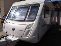 SWIFT 2 / 4 / 6 / 8 berth Touring Caravan 2011