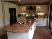 Experienced Kitchen Fitters Wanted