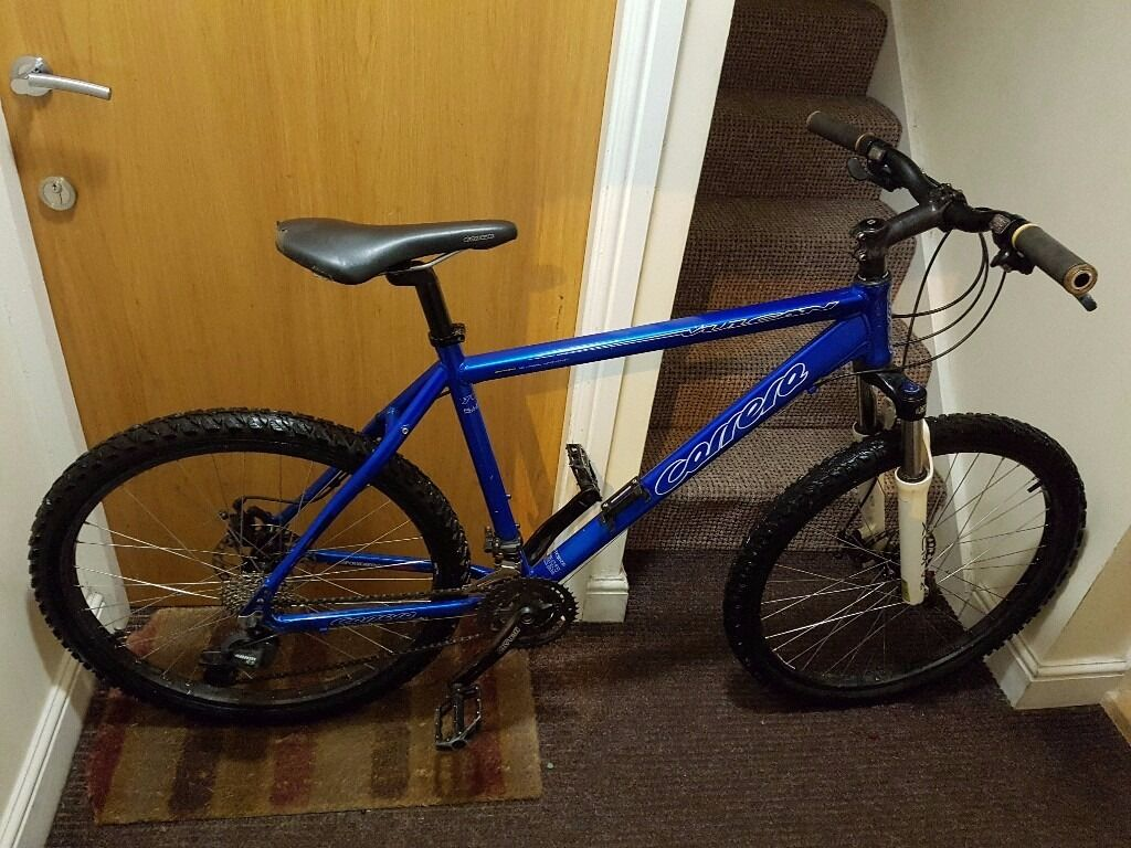 Carrera Vulcan Mountain Bike with 26 inch size and 20 inch frame ...