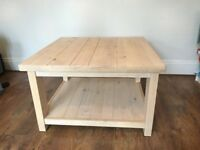 IKEA wooden Coffee Table