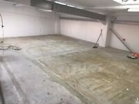 Mezzanine Floor 10m x 10m with Staircase. OPEN TO OFFERS