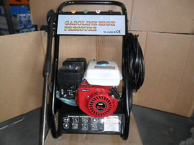 PETROL POWER WASHER NEW CT234 COMES WITH LANCE 2800 PSI 3 only left