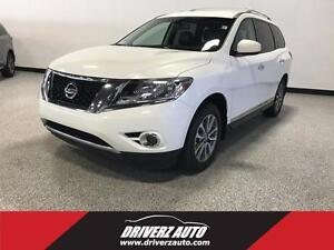2014 Nissan Pathfinder SL 7 PASSENGER, REMOTE START, REARVIEW...