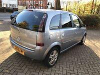 Vauxhall Meriva 32000 miles service history £2299