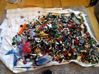 20.3 kg mixed Lego and Lego Technic