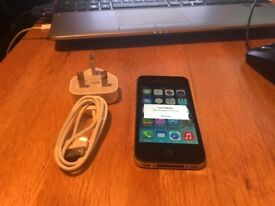 Iphone 4 black 8GB unlocked! weak WiFi.