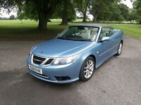 SAAB 9-3 CONVERTIBLE DIESEL JUST HAD NEW CLUTCH AND DUEL MASS FLYWHEEL!