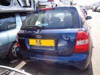 BREAKING --- Kia Cerato LX 1.6L Petrol 103BHP ----- 2006
