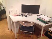 Ikea Corner office table