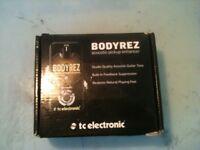 Body Rez tc electronic