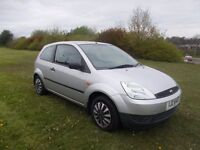 2005 FORD FIESTA STUDIO 3 DOOR SILVER MOTD MARCH 2018 GROUP 3 INSURANCE