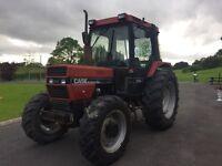 Case international 795xl 4wd tractor