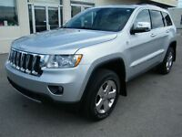 2012 Jeep Grand Cherokee OVERLAND 5.7L NAVI/B.CAM/PANO ROOF