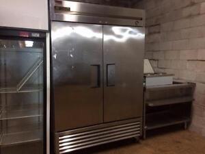 TRUE Commercial Refrigerator - T49