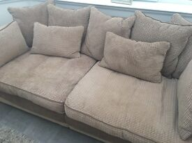 4 seater sofa £200 for quick sale .