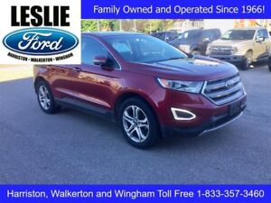 2015 Ford Edge Titanium | FWD | One Owner | Navigation