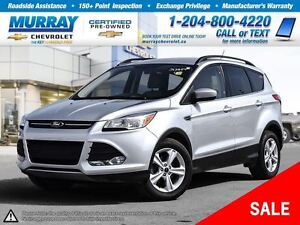 2015 Ford Escape SE *Leather Heated Seats, Rear View Camera*