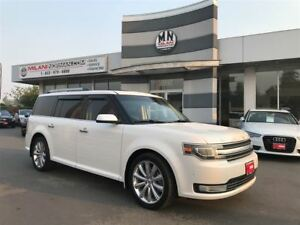 2013 Ford Flex Limited AWD Fully Loaded 7-Passanger 98,000KM