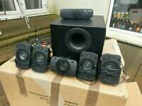 Logitech z906 5.1 surround speakers