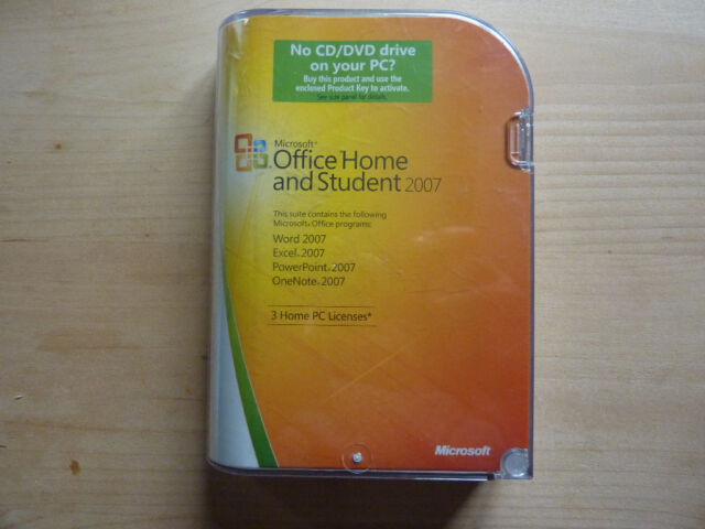 office 2007 student edition product key