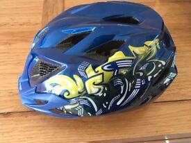 Childs MET bike helmet 52-57 cm