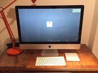 Apple iMac12 2 Core i5 2.7 27 inch Mid 2011