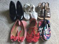 Ladies shoe bundle size 5