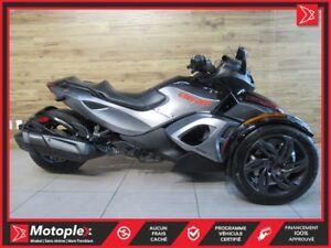 2013 Can-Am Spyder RS-S SE5 57$/SEMAINE