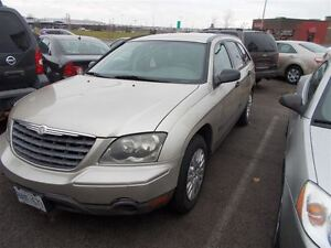2005 Chrysler Pacifica FAMILY SAFE AND VALUE PRICED