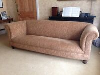 For Sale - John Lewis Large Chesterfield Sofa. Excellent condition.