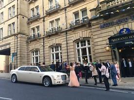 CHAUFFEUR / PROM / WEDDING / BIRTHDAY / ANY OCCASION / LAST MINUTE BOOKINGS