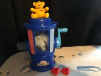 Build a bear stuffing station