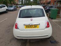 Good condition 2015 Fiat 500