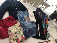 Size 3-4 girls bundle 13 pieces