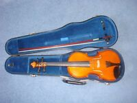 3/4 Violin great condition