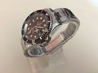 Rolex Oyster Submariner Automatic watch with Black dial