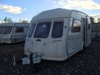 Vanroyce 2 berth 1996 16ft alloy wheels cassette toilet shower hot and cold water 💦 3 way fridge