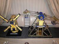 Meccano mechanical vintage shop display!!!