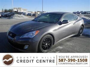 2011 Hyundai Genesis Coupe 2.0T | 6 Speed | Heated Leather | Blu