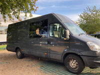 Iveco Daily LWB Camper Conversion (Unfinished Project) RECON ENGINE LONG MOT NO VAT