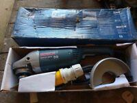 Bosch grinder brand new inbox