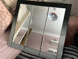 Bathroom Mirror / Cabinet - excellent condition