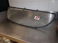 Peugeot 407 genuine front sport grill.