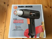 Black & Decker BD1600 Paintstripper Heatgun