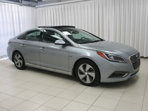 2016 Hyundai Sonata HYBRID LIMITED SEDAN BLUE DRIVE
