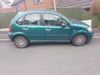 Citroen C3 - Spares and Repairs - Still runs - MOT until 16/05/2017